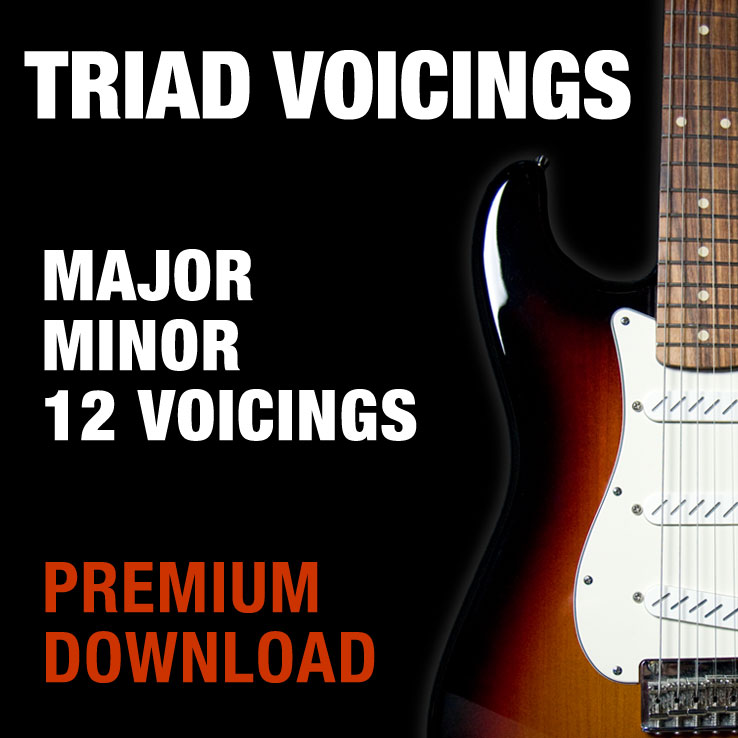 Triad Voicings - Download (1 GB)
