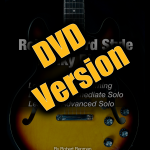 Robben Ford Style Funky Blues - DVD + Download