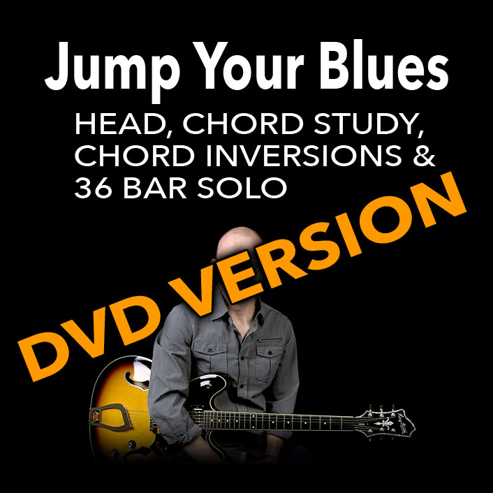 Jump Your Blues - DVD + Download