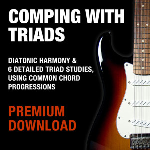 Comping With Triads - Full Download (1.6 GB)