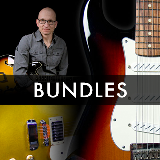 6 Blues Lessons Bundle